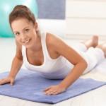 Упражнения для молодых мам