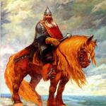 Илья Муромец - русский богатырь