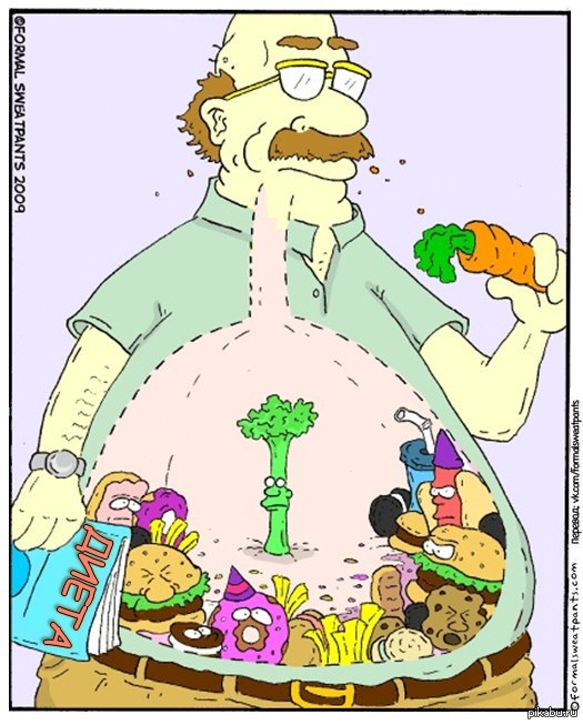 Употребление брокколи в пищу помогает излечить артрит