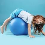 лечебная гимнастика для детей в Казанском центре кинезитерапии