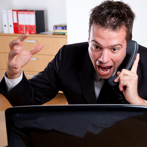 Симптомы офисного синдрома