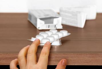 таблетки вред