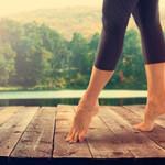 гимнастика при плоскостопии