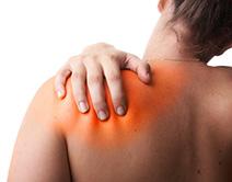 Боли в области плеча, лопаток. Причины и лечение