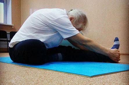 йога после 60