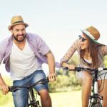 велосипед катание