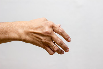 артрит пальцы