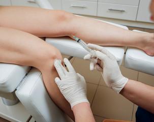 prp-терапия для коленного сустав