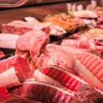 мясо вред