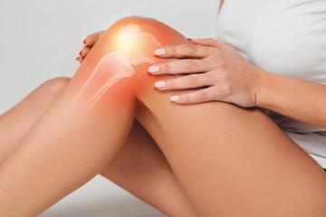 остеоартроз колено
