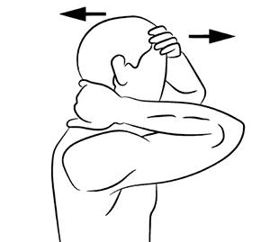 упражнения шея