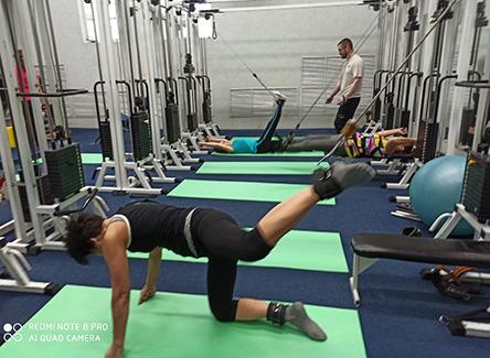 упражнения на мтб