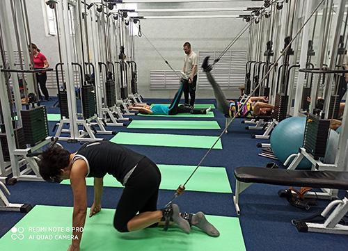 упражнение мтб