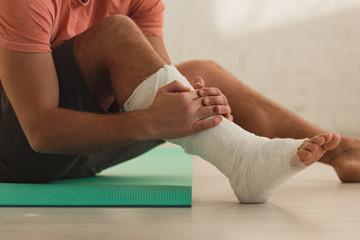 травмы в спорте