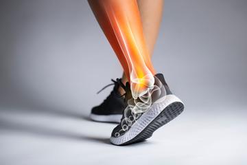 ходьба ноги