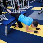упражнение на кинезиотренажере