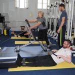 упражнения на тренажерах для позвоночника