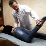 миофасциальная диагностика врач и пациентка