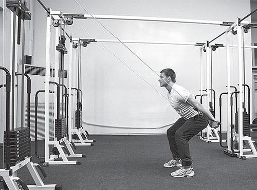 упражнения при боли в плече